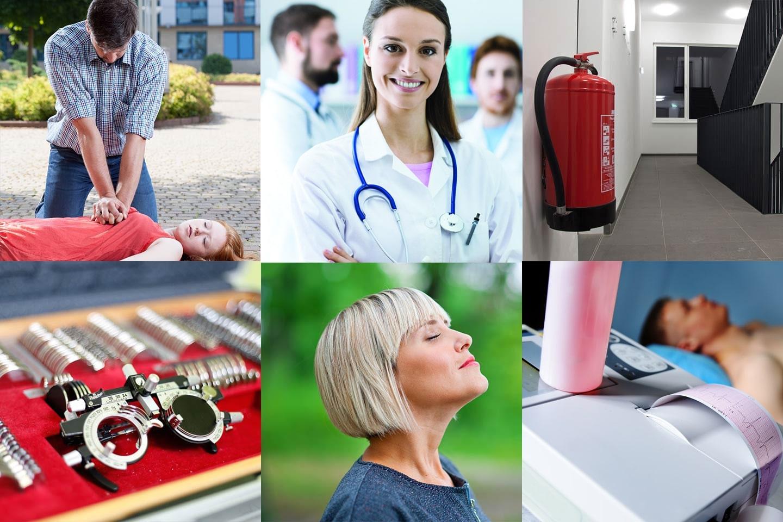 Pracovná zdravotná služba vo Falck Healthcare